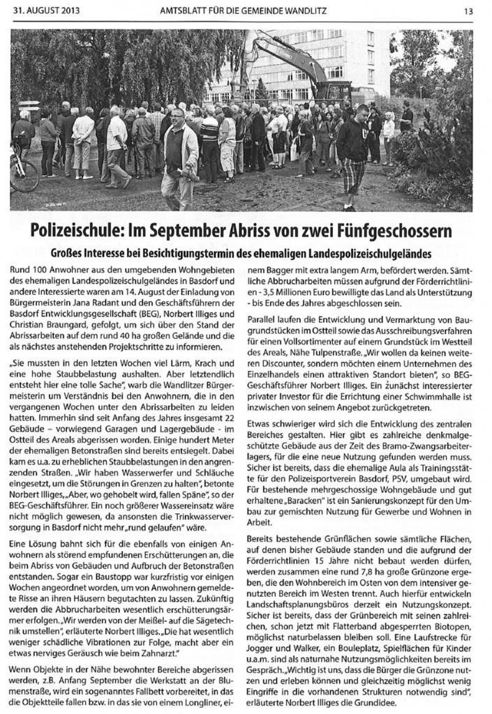 Amtsblatt 310813